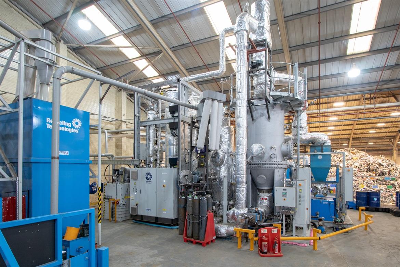 Recycling Technologies Beta Plant