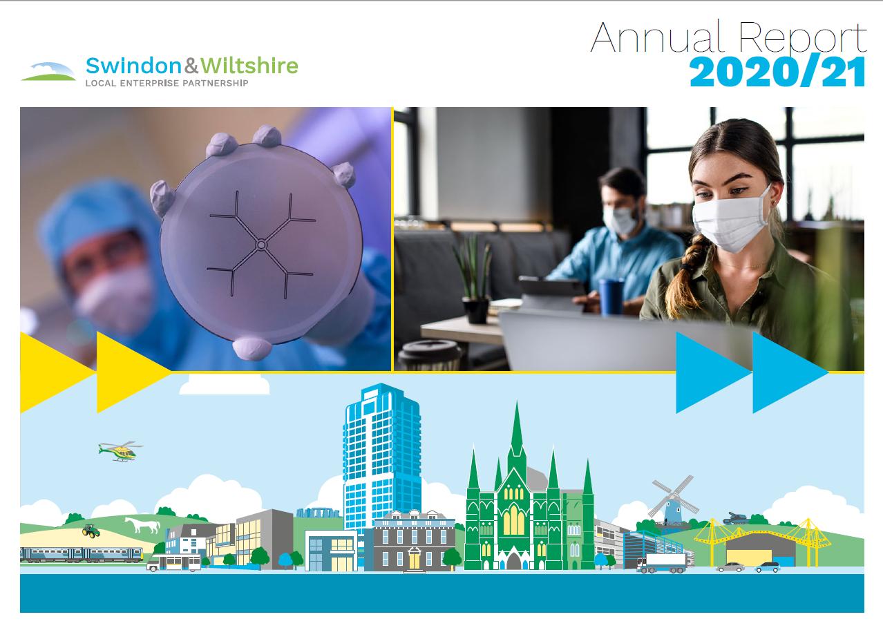 SWLEP Annual Report 2021