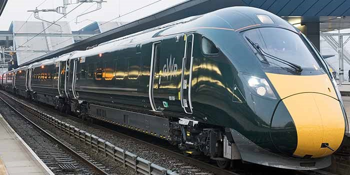 High-speed rail links to the country's cities
