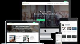 Growth Hub website