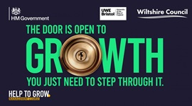 'The door is open to growth,  you just need to step through it.'