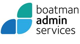 Boatman Admin Services logo.
