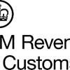 HM Revenue and Customs logo.