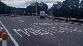 The new M4 Junction 15 layout will ease congestion and unlock thousands of homes.