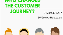 Who changed the customer journey