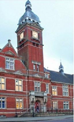 Swindon Dance Logo
