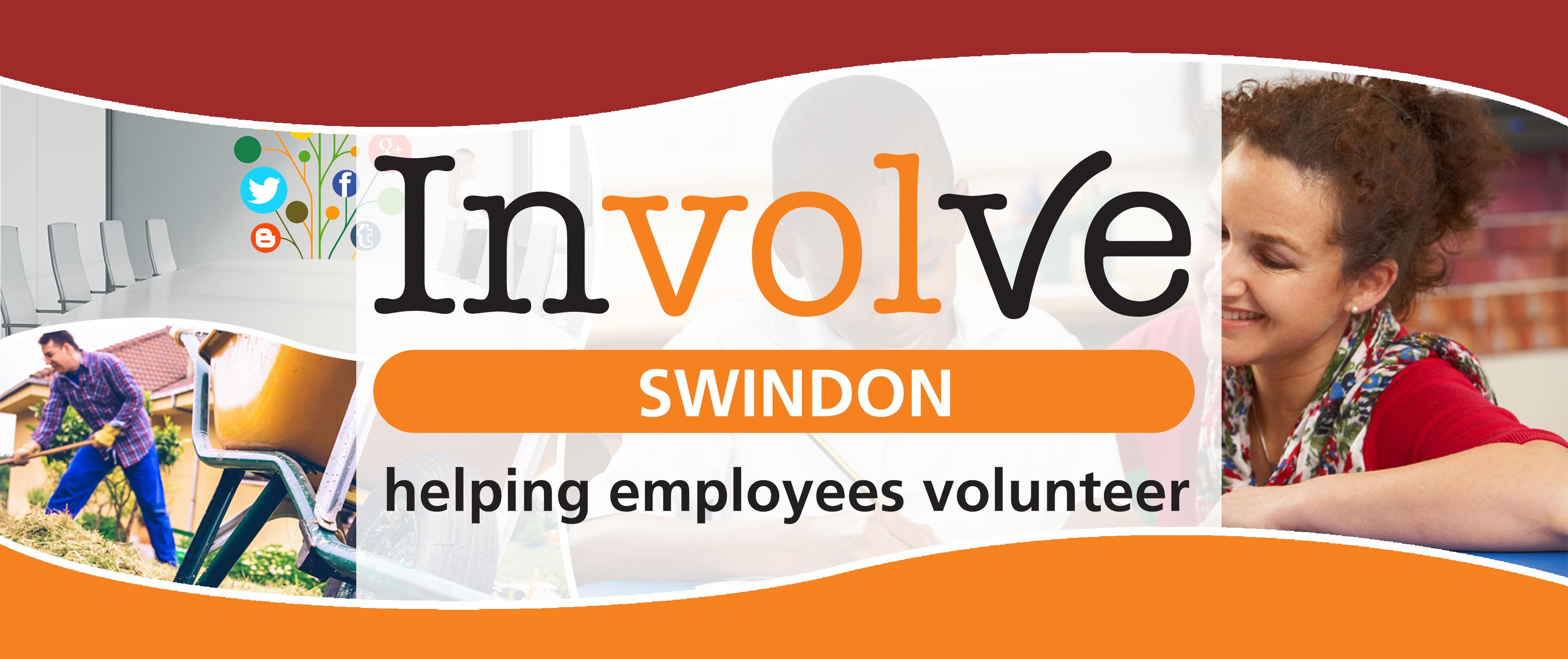 Involve Swindon  Logo