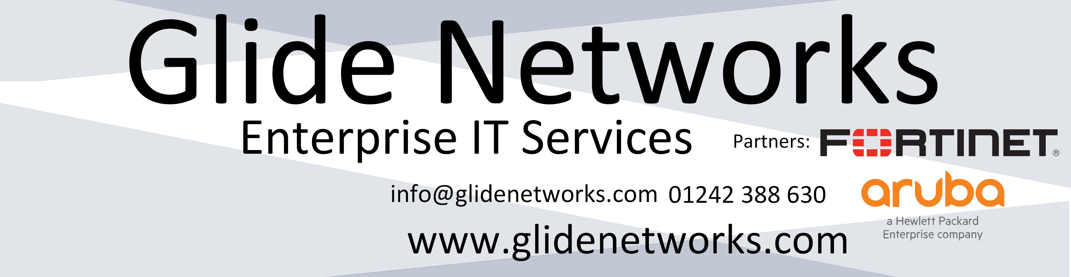 Glide Networks Logo