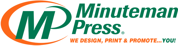 Minuteman Press - Swindon Printers Logo