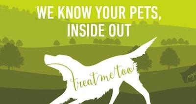 pet's kitchen logo