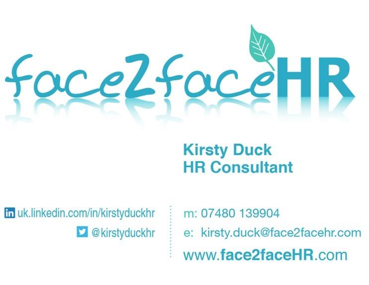 face2faceHR Logo