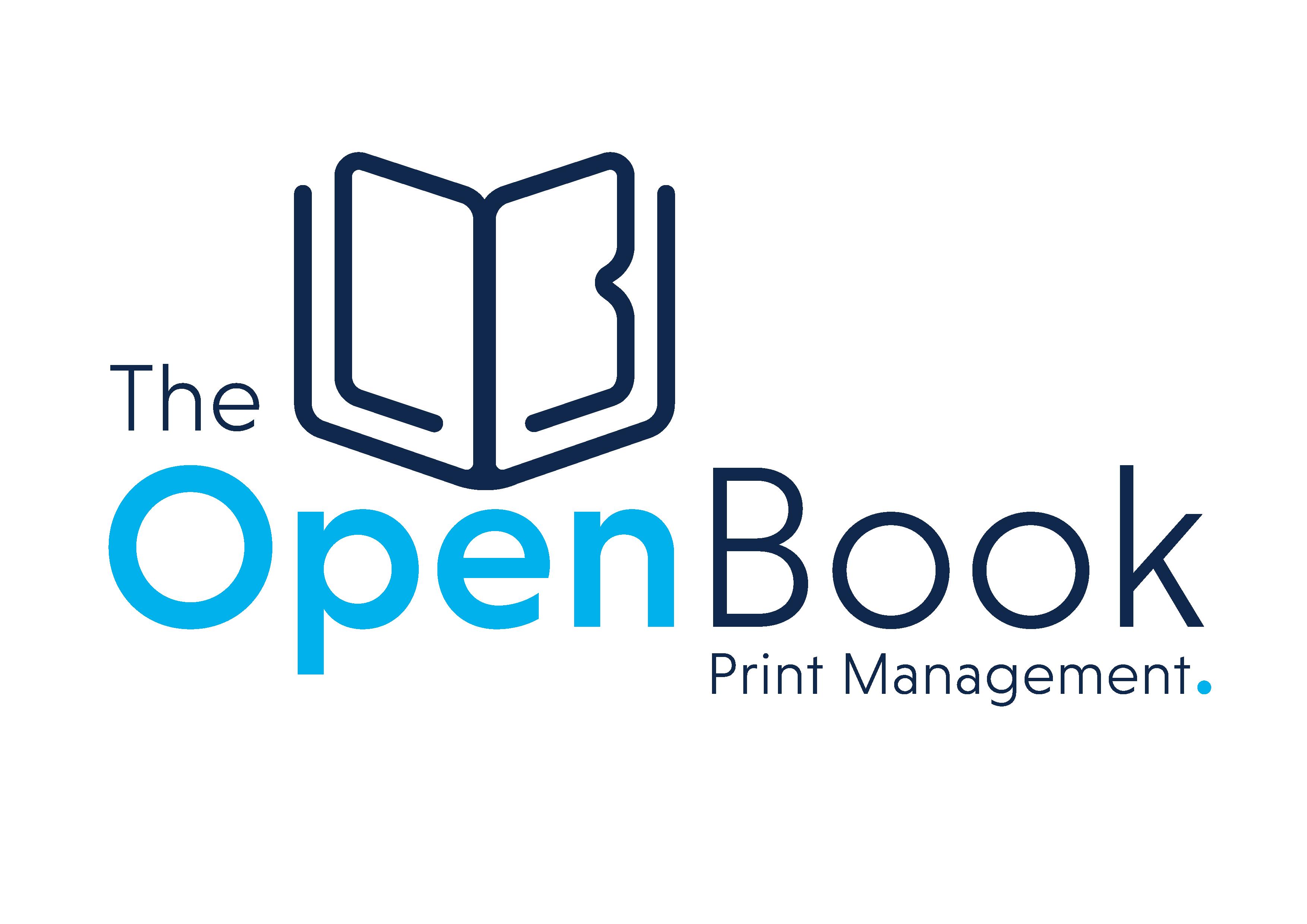 The Open Book PM Ltd Logo