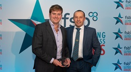 FSB Winner - Dr Julian