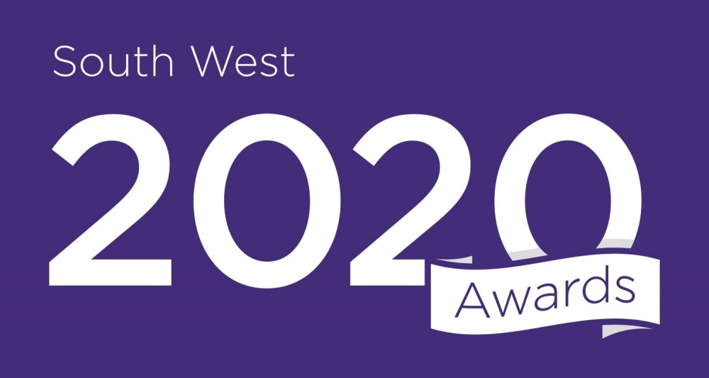 South West 2020 awards logo